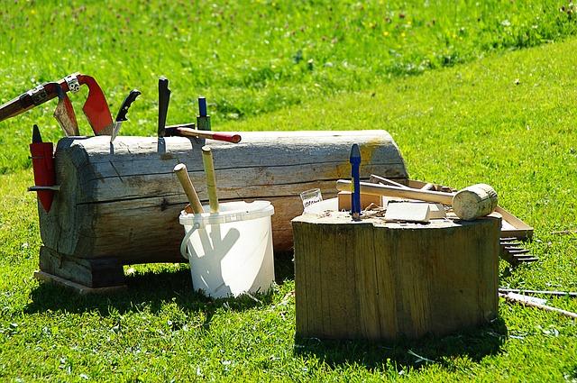 木工でDIYするなら持っておいた方がいい工具類一式